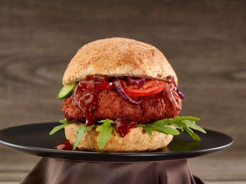 Burgerpatty vegan