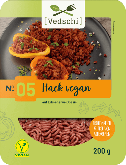 № 05 Hack vegan