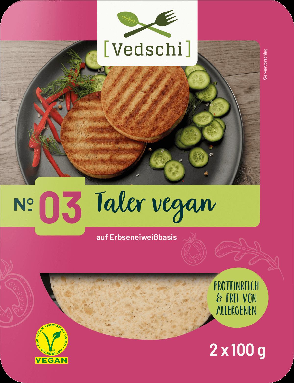 № 03 Taler vegan