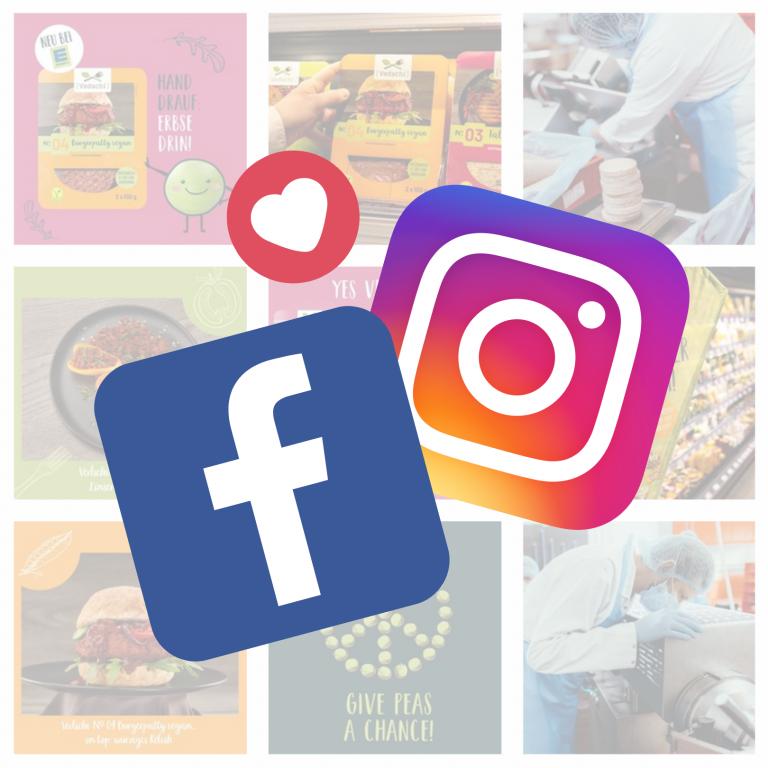Vedschi Gewinnspiel auf Instagram und Facebook vom 13.08.2021
